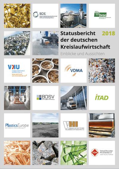 Statusbericht Der Deutschen Kreislaufwirtschaft 2018