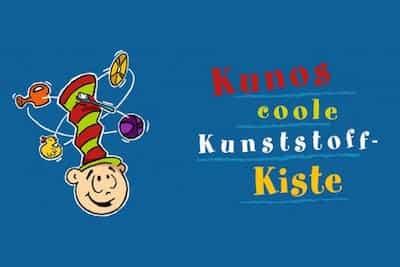 Kunos coole Kunststoff-Kiste (Plasticseurope)