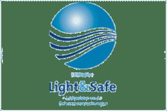 Light & Safe Logo