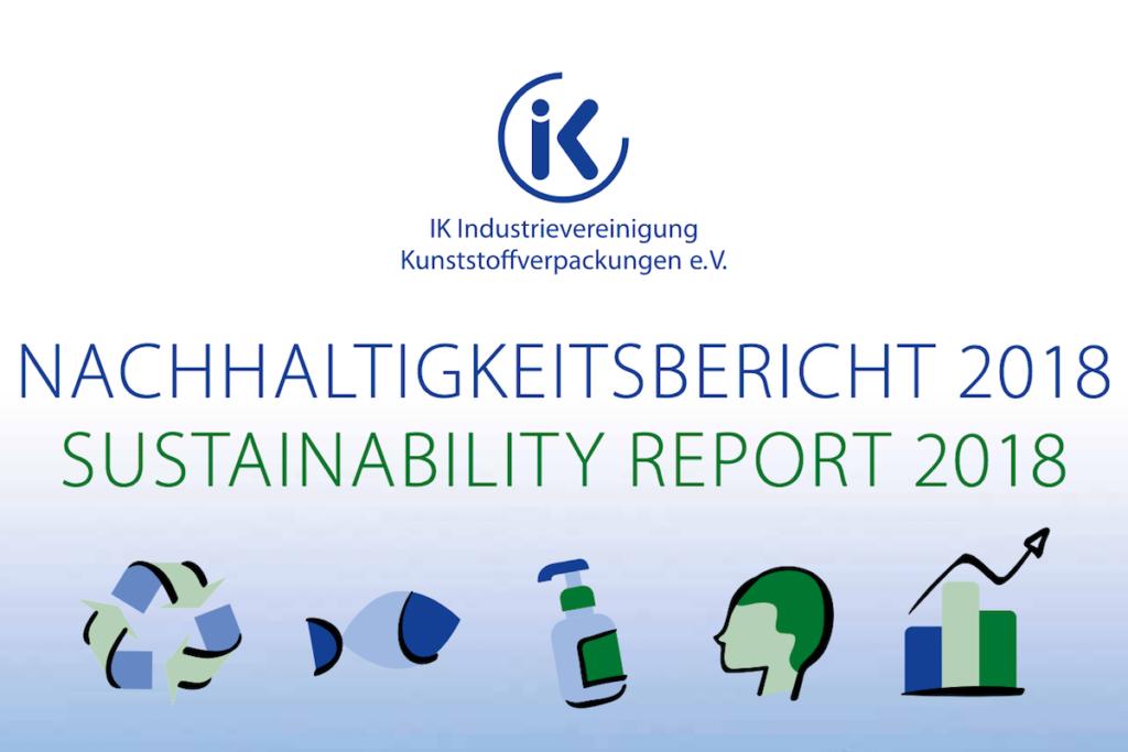 Nachhaltigkeitsbericht Industrievereinigung Kunststoffverpackungen Recycling Nachhaltigkeit Ziele Recyclingziele