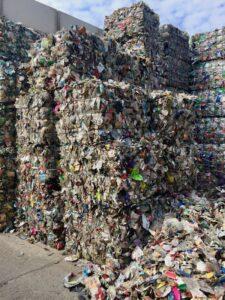 PET Fraktion PET-Schalen Recycling IK Arbeitskreis Mit Pilotprojekt Erfolgreich 2