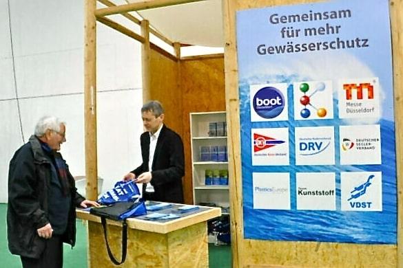 Gemeinsam Fuer Mehr Gewaesserschutz Boot 2019
