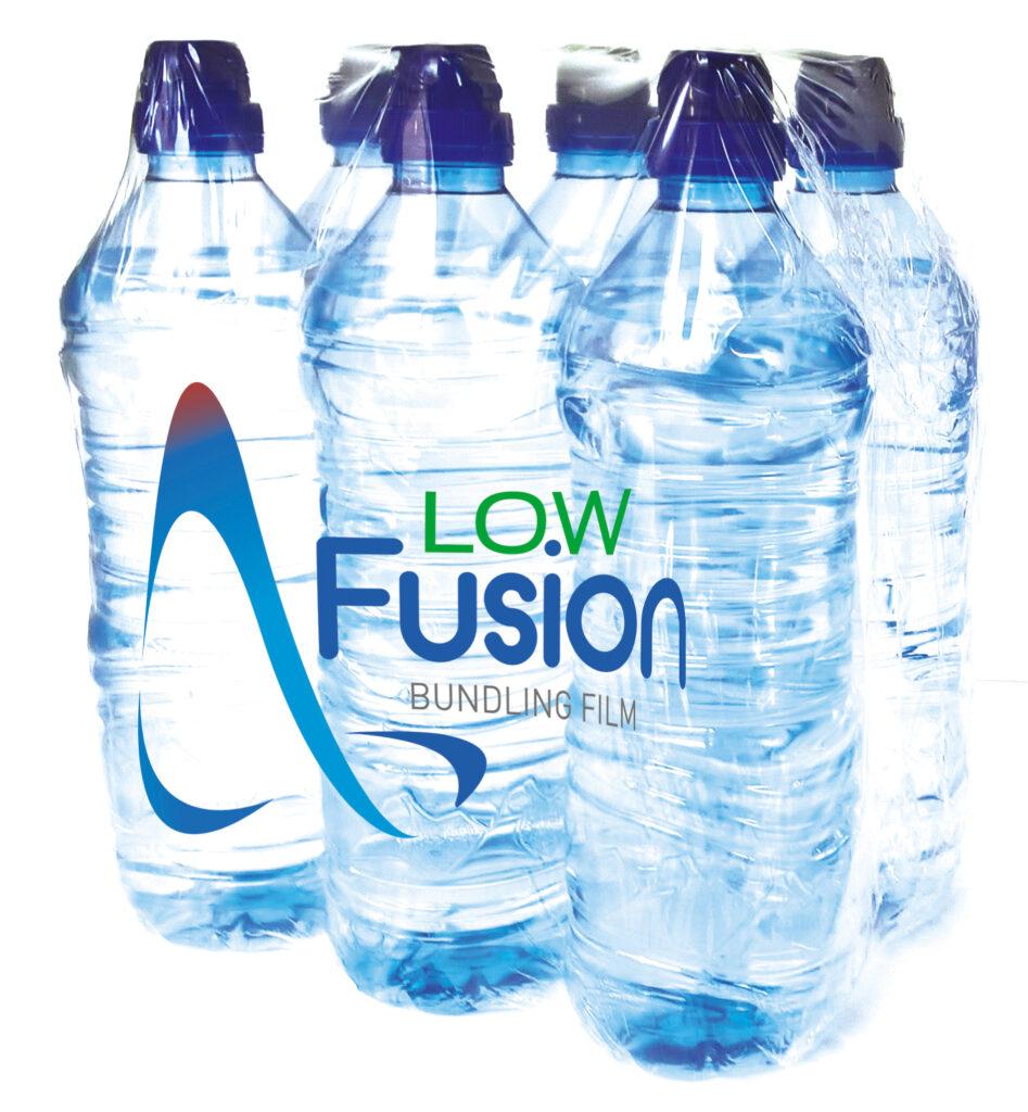 Nachhaltige Plastikfolie dank Eco Design: Low Fusion Film