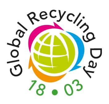 Global Recycling Day Logo RGB 2019 Plastikrecycling