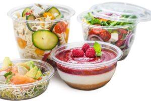 Lebensmittelverpackungen Paccor France DeliGreen PackTheFuture Award fuer die innovative Plastikverpackung aus PET Kunststoffverbot