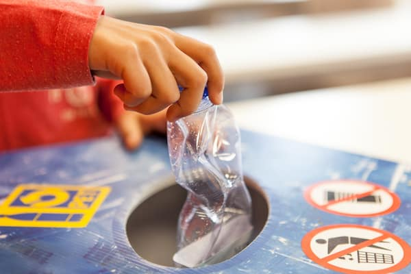 Forum PET Müllbeseitigung Recycling WenigerIstMehr Plastikmuell