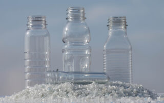 PET Recycling Rezyklat Verpackungsgesetz