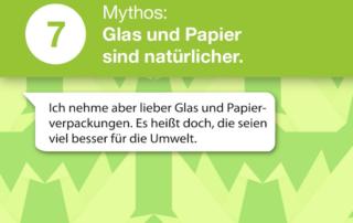 IKEV WhatsApp Faktencheck Mythos 7 Glas Und Papier Sind Natuerlicher