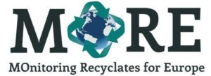 MORE Logo MORE Logo Monitoring Recyclates for Europe