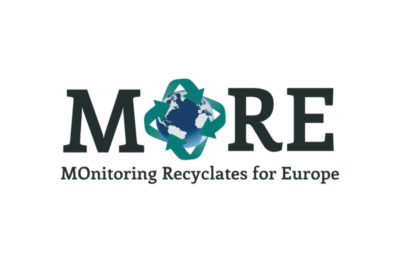 More Logo MORE Monitoring Recyclates For Europe Header