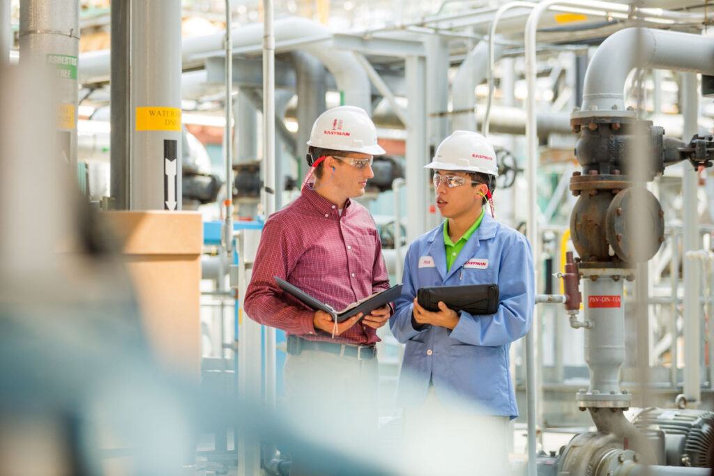 Eastman Carbon Renewal Technology Kohlenstofferneuerungs Technologie chemisches Recycling
