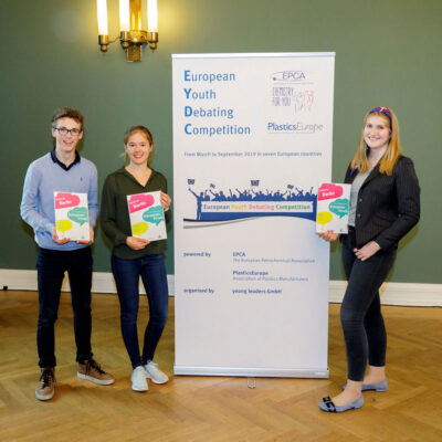 PlasticsEurope EYDC German Finals 2019