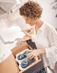 EPS Verpackung Airpop Für Speiseeis - EPS-Kunststoff in der Anwendung