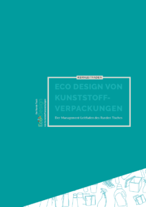 Management Leitfaden Eco Design Kunststoffverpackungen