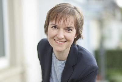 IK Geschäftsführerin Dr. Isabel Schmidt