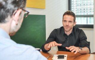 Christian Schiller, Gründer Von Cirplus, Erläutert die Vorteile seiner Plattform für Recycelte Kunststsoffe