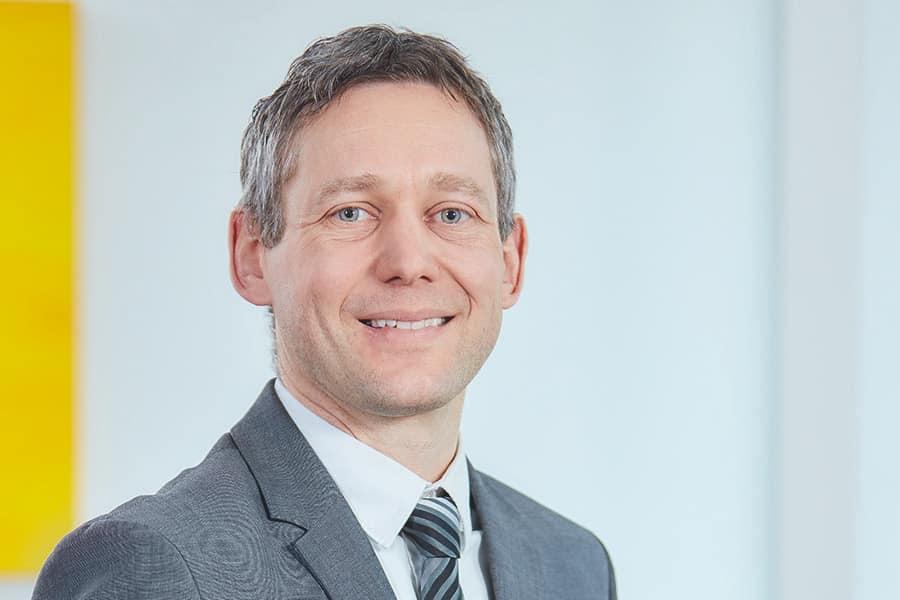 Sven Weihe PR Referent PlasticsEurope Deutschland Portrait