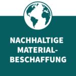 Eco Design Icon Nachhaltige Beschaffung