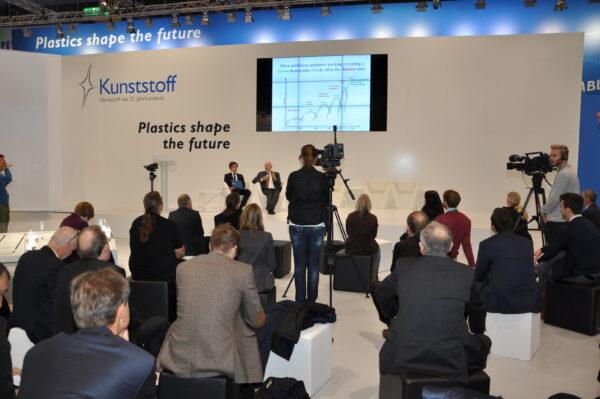 K 2019 Leitmesse Kunststoffe - Sonderschau für Kunststoffinnovation