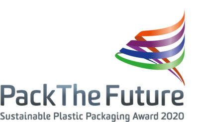 PackTheFuture Logo - Eco Design