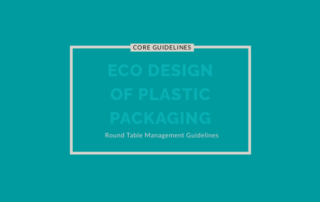 Eco Design Guidelines Plastic Packaging