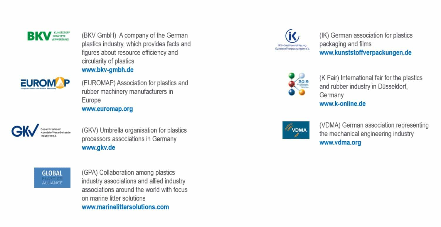 Global Plastics Flow Study Partner