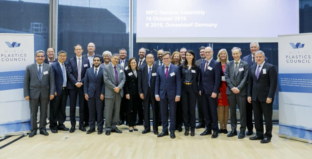 PlasticsEurope World Plastics Council General Assembly K Tradeshow 2019 - Plastic Packaging