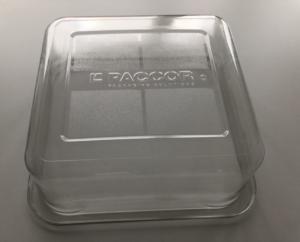 Plastikrecycling Digitale Wasserzeichen Paccor