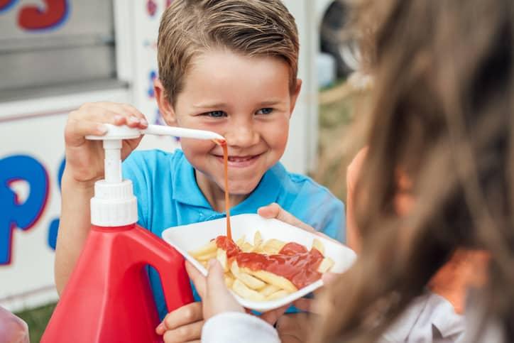Kunststoff Verpackungen einfache Portionierung und Hohe Hygiene fuer Verbraucherschutz