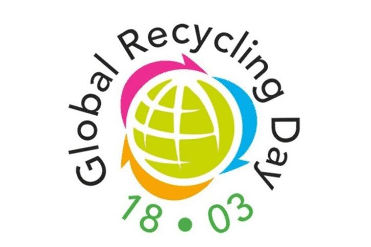 Global Recycling Day Kreislaufwirtschaft Kunststoff Plastik