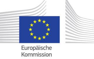 Logo der EU Kommission