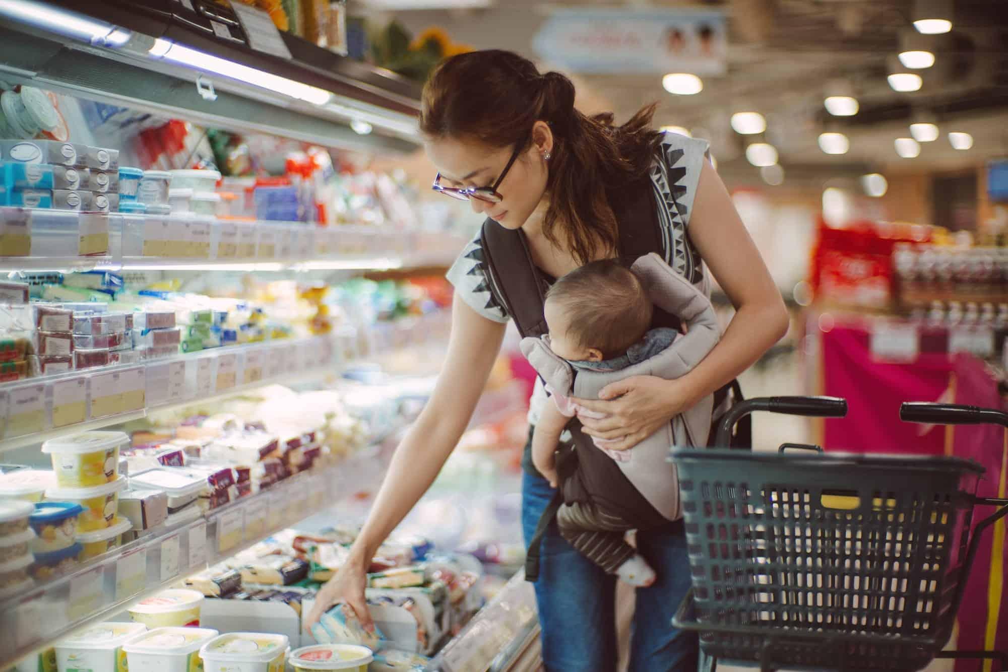 Ik PE Verbraucher Info Plastik Verpackung Haltbarkeit Versorgung Schutz Lebensmittel