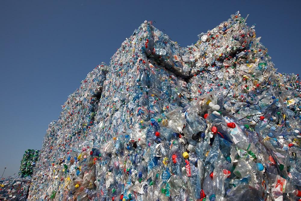 Forum-PET Mueller Recycling Schweiz PET-Ballen-2