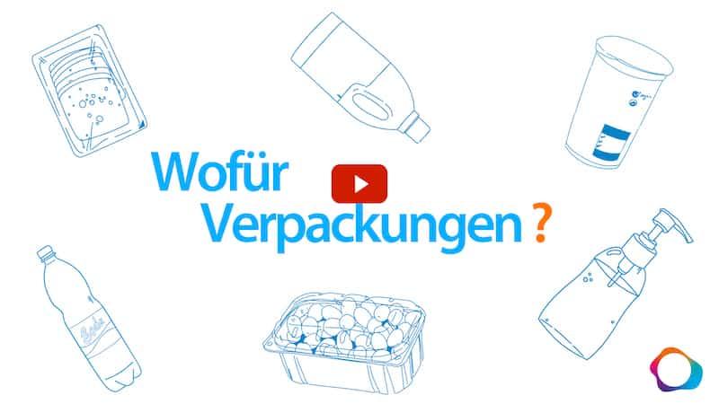 Sicher verpackt – Warum eigentlich Verpackungen aus Kunststoff - Plastik