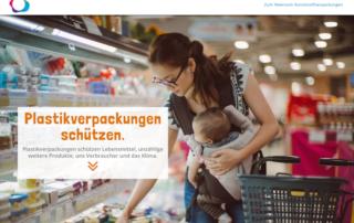 Sicher Verpackt Plastikverpackungen Schuetzen Lebensmittel Produkte Verbraucher Klima