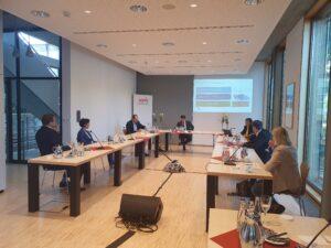 AGVU Orientierungstag Diskussion - Auch ein Thema: Rezyklateinsatz