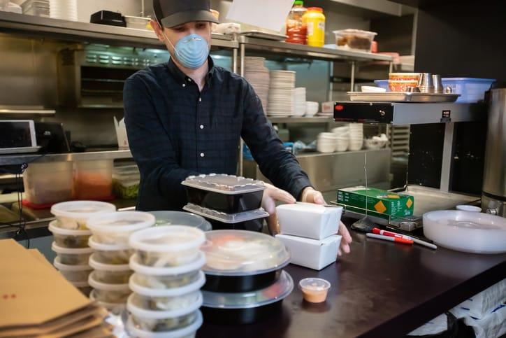 Kunststoff Verpackung Lebensmittel Gastronomie To Go Einweg