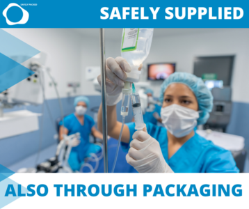 Safely Supplied Packaging 2