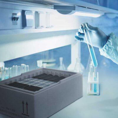 Gefahrgutverpackung Pharma Labor Chemie Styropor Kunststoff EPS