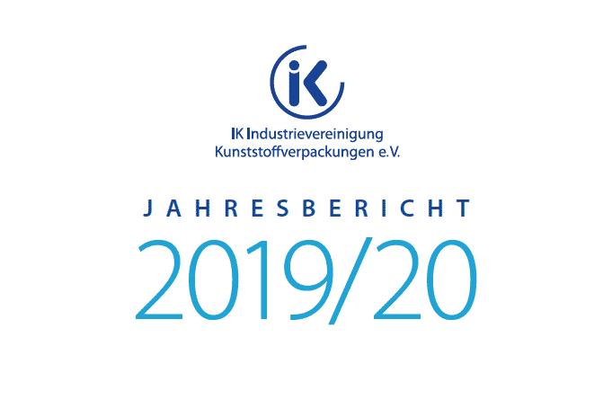 IK Industrievereinigung Kunststoffverpackungen Jahresbericht Beitrag