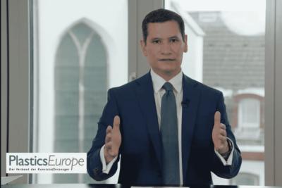 Ingemar Bühler Beim Wirtschaftspressegespräch 2021 PlasticsEurope Deutschland
