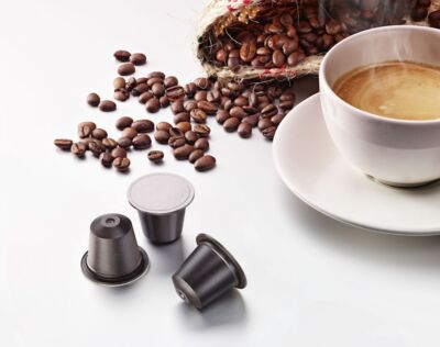 ALPLA-biologisch abbaubare kaffee kapsel