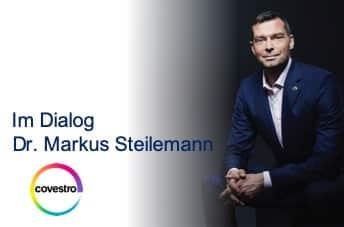 Im Dialog Covestro Markus Steilemann