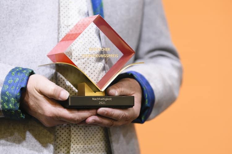 Deutscher Verpackungspreis Auszeichnung