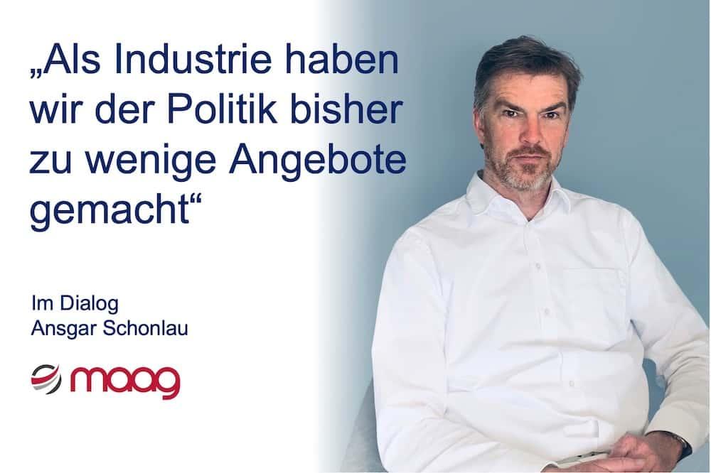 Im Dialog Maag Ansgar Schonlau