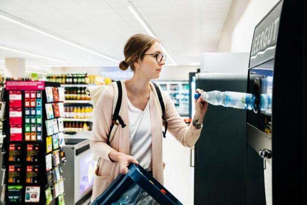 Verpackungsgesetz Mehr Arbeit fuer den Pfandautomat
